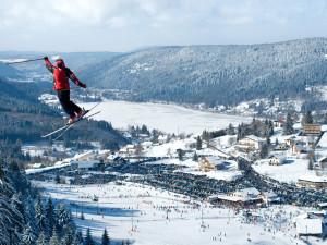 ski Gerardmer vacances dans les Vosges