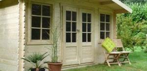 abris de jardin en bois