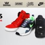 boutique de baskets