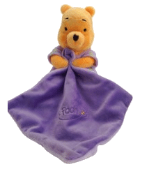 Peluche Disney Winnie l'ourson