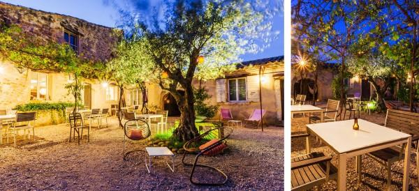 Chambre d'hotes en Provence, piscine, massage