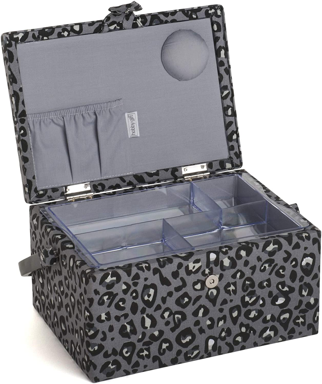 Boîte à couture moyenne Hobby Gift